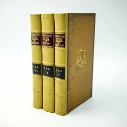 Medical Transactions College Of Physicians Vols Ii, Iii, V 1772, 1785 1815