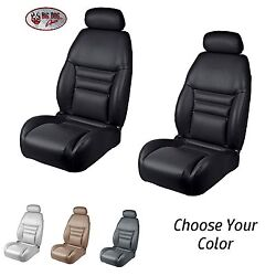 Front/rear Seat Upholstery 1994-96 Mustang Gt Cobra Coupe - Any Color W/foam