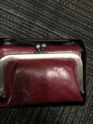 Hobo Wallet Red New $29.99