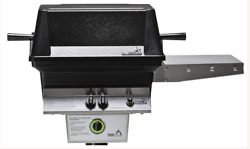 Pgs T-series Propane Gas Aluminum Commercial Grill