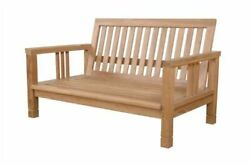 Anderson Teak Ds-3012 South Bay Deep Seating Love Seat