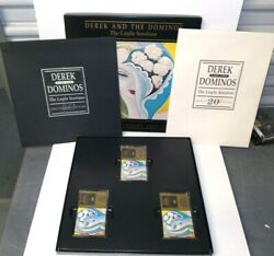 Rare Derek And The Dominos Laya Sessions 20th Anniversary Cassette Box Set 1999
