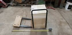 Fairbanks Morse N T Battery Toolbox Seat Hit Miss Gas Engine Steam Tractor Nice
