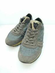 Htc Size Unknown 2014aw Bespoke Dirty Feeling Gray Fashion Sneakers From Japan