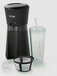 All Colors-mr. Coffee Iced Coffee Maker With Reusable Tumbler And Coffee Filter