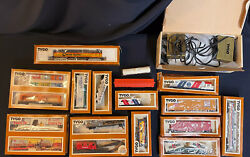 Tyco Ho Train Lot 1776 Chessie + More Untested