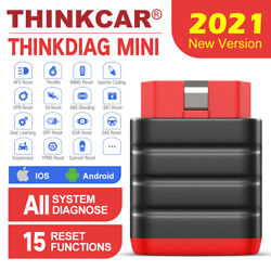 All System Obd2 Scanner Code Reader Automotive Car Diagnostic Tool Tpms Immo Bms