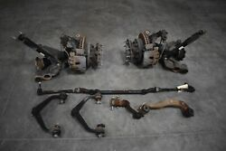 Front Hubs / Control Arms / Brakes Etc 17-19 Chevy 3500 Drw - 9771 Drd