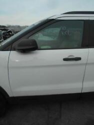 Driver Front Door Base With Police Package Fits 16-17 Explorer 117690