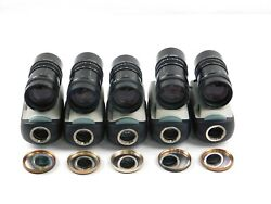 8 Computar H6z0812 8-48mm Manual Zoom Lens Cover/bosch Ltc0355/20 Dinion Ccd Cam