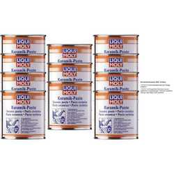 11x Liqui Moly Ceramic Paste Assembly Paste Grease 1kg