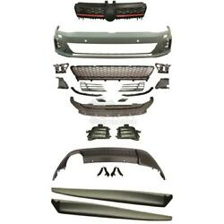 Bumper For Vw Golf Vii Saloon Year 12- Primed