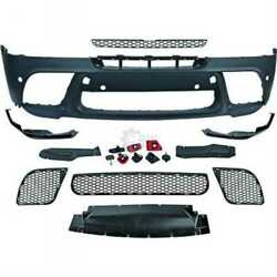 Sport Bumper Front For Bmw X6 E71 E72 Year 08-13 With Pdc Sra