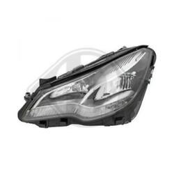 Hella Led Headlight Left For Mercedes E-class Coupe C207 Cabrio A207 Year 13-