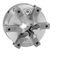 New Bison 6-jaw-quick Clamping Scroll Chuck, Steel Body-plain 4 .00059 T.i.r