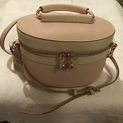Purse Blush Pink Bucket with Handle and Strap. NWT by LC Lauren Conrad. $25.00