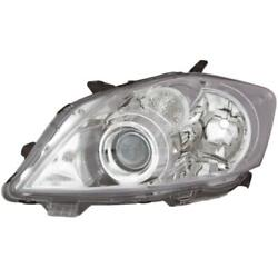 Headlight Set For Toyota Auris Zze15 Ade15 Zre15 10.06- Incl. Philips