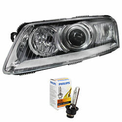 Xenon Headlight Left For Audi A6 4f2 Year 11/04-09/08 D2s Incl. Lamps