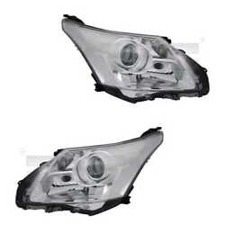Headlight Set Left And Right H11/hb3 For Toyota Avensis Station Wagon