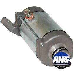 New Starter For Honda St1100 12 Volt Ccw 9t Pinion - 18657n