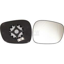 Exterior Mirror Glass And Support Base Right For Bmw X3 E83 Bj. 1.2008-12.2010