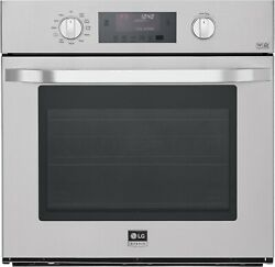 Lsws306st-lg Studio 30 Single Wall Oven Stainless