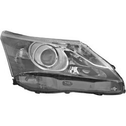 Headlight Right For Toyota Avensis Station Wagon Notchback Year 12-14