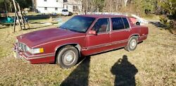 1993 Cadillac Sedan Deville Part Out Or Whole.