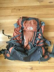 NorthFace backpack 55 L $60.00