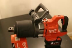 Milwaukee 1 Impact Wrench With D-handle M18 Fuel And 2 X 12.0ah M18hb12 Bnib