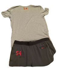 Usc Trojans Nike Football Shirt And Pants Xxl Xl Team Issued 54 Conditioning Set