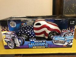 1941 Willys Coupe 1/18 Muscle Machine Nib Dist. 2001