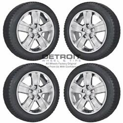 20 Jeep Liberty Pvd Bright Chrome Wheels Rims And Tires Oem Set 4 2008-2012 ...