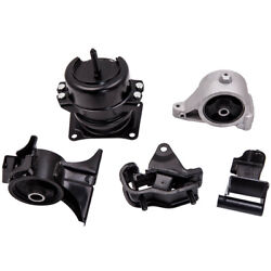 Engine Motor Mount And Trans Mount Set Of 5 For Acura Mdx 3.5l 2003 2004 2005 2006