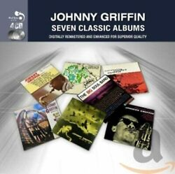 Johnny Griffin Seven Classic Albums 4cd New