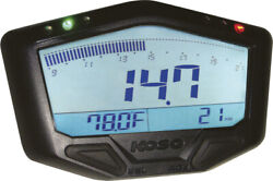 Koso X-2 Boost Gauge W/ Air/fuel Ratio And Temperature