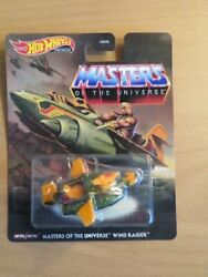 Hot Wheels 2020 He-man Masters Of The Universe Wind Raider