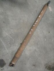 67-76 Dart Duster A Body Driveshaft W/ 904 Yolk 54 Inches Center To Center Oem