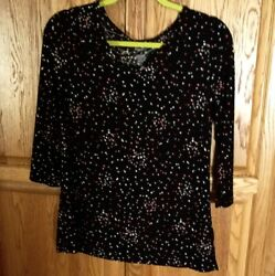 New top by Croft amp; Barrow size S bust 36quot; free shipping $10.99