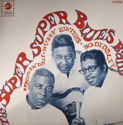 Howlin Wolf/muddy Waters/bo Diddley - The Super Super Blues Band - Vinyl Lp