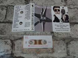 Rem - Automatic For The People Bulgaria Issue / Cassette Album /2246