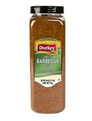 Durkee Ready-to-use Sweet Barbecue Rub Seasoning 28 Oz, 6 Per Case
