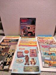 Sale-lot/17 Collectors Eye Magazines Various Collectables Topics Toys Antique