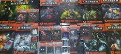 Warhammer 40k Kill Team - Massive Collection - New In Box - Gw - Oop