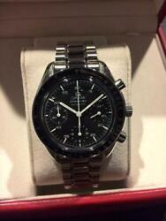 Omega Watch Speedmaster 3510.50 Automatic Black Dial Chronograph F/s