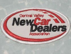 Central Valley New Car Dealers Association Patch