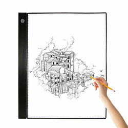 Led Tracing Light Box Board Art A3 Drawing Pad Table For Artist Animation A7y0