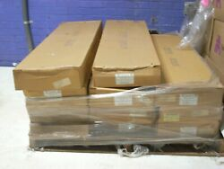 Nos Usi Columbia/westinghouse Electric Type- E Fixture Qty 11 Wall-1 00