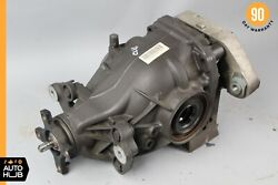 08-10 Mercedes W216 Cl63 S63 Amg Rear Axle Differential Carrier 3.06 Ratio Oem