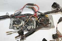 1996 - 1999 Mercury Wiring Harness Assembly Engine Outboard